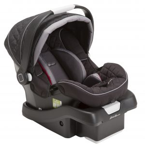 Ed Bauer Car Seat And Base